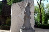 Escultura a la Mujer Toledana