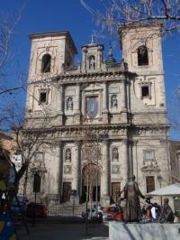 Iglesia de San Ildefonso (Los Jesuitas)