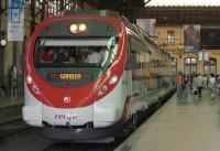Estación de tren de Gandía