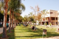 Campus de la Universidad Politécnica de Valencia