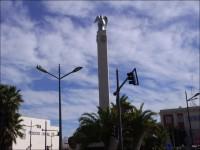 Estatua 'A la paz'