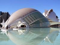 Hemisfèric de la Ciudad de las Artes y las Ciencias