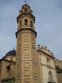 Iglesia de San Valero y San Vicente Martir