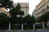 Jardín del Palacio de la Generalitat Valenciana