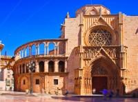 La Iglesia Catedral-Bas�lica Metropolitana de la Asunci�n de Nuestra Se�ora de Valencia