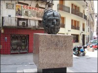 Monumento a Vicente Blasco Ibáñez