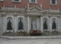 Plaza del Colegio del Patriarca