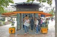 Tourist Info Valencia-Ayuntamiento