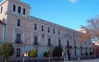 Antiguo Palácio Real de Valladolid, Capitanía General