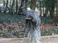 Estatua del fotógrafo de Campo Grande