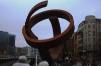 Escultura Variante Ovoide