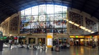 Estaci�n de tren de Bilbao - Abando Indalecio Prieto