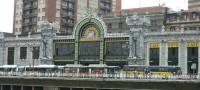 Estaci�n de tren de la Concordia