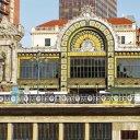 Estación de tren La Concordia FEVE