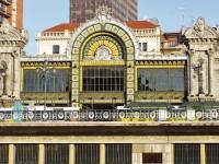 Estaci�n de tren La Concordia FEVE