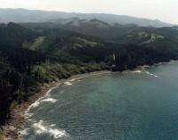 Playa Laidatxu en Mundaka
