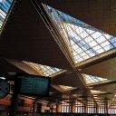 Estación de tren y autobuses Delicias
