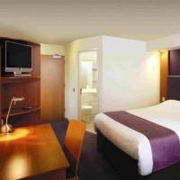 Hotel Premier Inn Milton Keynes Central South West (Furzton Lake)