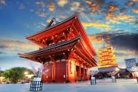 Templo Sensoji en Asakusa