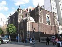 Ex Convento de Santa Clara (Biblioteca del Congreso de la Unión)