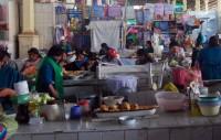 Comedores del mercado de San Pedro