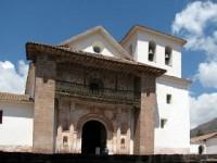 Templo de Andahuaylillas