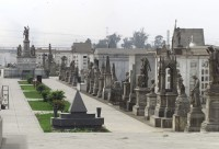 Museo Cementerio Presbítero Matías Maestro