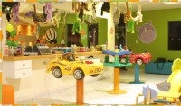 Peluquería infantil Safari Kids