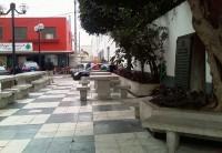Plaza del Ajedrez