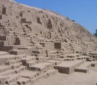 Ruinas de Huaca Pucllana