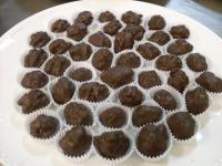 Helena Chocolates y Tejas