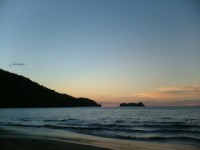 praia Los Pinos