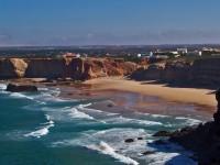 Surf en playas del Algarve