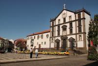 Iglesia y colegio Jesuita de São João