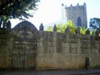 Cerca del Convento de la Inmaculada