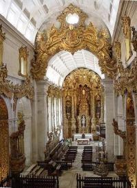 Monasterio e Igreja de San Martín de Tibães