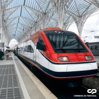 El tren en Portugal
