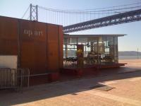 Op Art Café