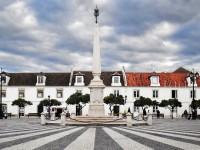 Plaza del Marqués de Pombal.