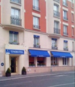 Hotel Timhotel Paris Boulogne