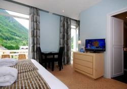 Golf Hotel,Brides les Bains (Savoie)