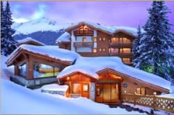 Hotel Les Sherpas,Courchevel (Savoie)