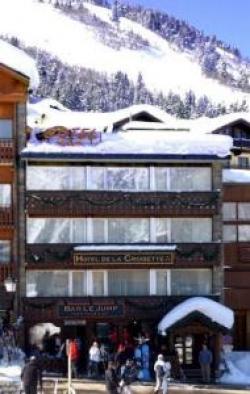 Hostal Hôtel de la Croisette,Courchevel (Savoie)
