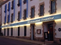 Hotel H&ocirc;tel De France - Restaurant L&quot;insolite
