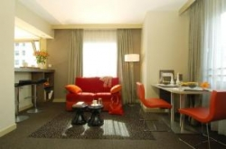 Apartamento Adagio Aparthotel La D&eacute;fense Esplanade