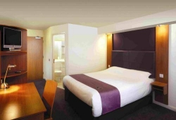 Hotel Premier Inn Milton Keynes East (Willen Lake)