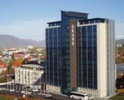 Hotel Grand Hotel Reykjavik,Reykjavik (Islandia)