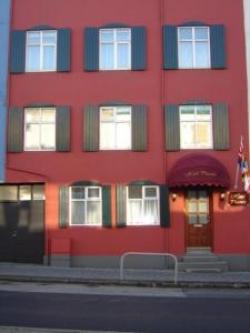 Hotel Phoenix,Reykjavik (Islandia)