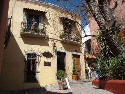 Hostal Casa Carcamanes,Guanajuato (Guanajuato)
