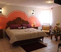Hotel Mansion del Cantador,Guanajuato (Guanajuato)